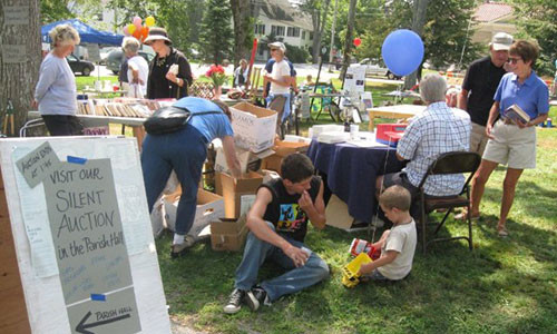 Unitarian Universalist Congregation of Castine Church Picnic
